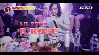 "POUYA masters karaoke of Lil Pump ""D Rose"" and Outkast ""B.O.B."""