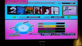 DanceDanceRevolution / Hottest Party 4 - Full song list and Record Data (Choreograph Mode)