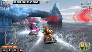 Jet Ski Racer Level 4 Gameplay