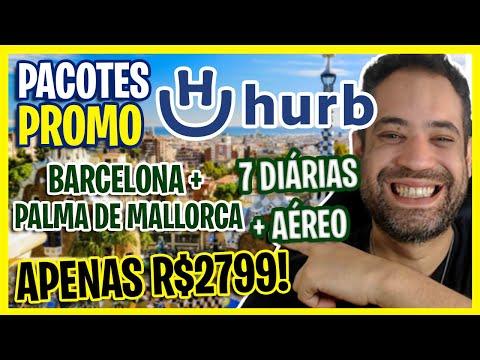 ÚLTIMAS HORAS PARA APROVEITAR! PALMA DE MALLORCA + BARCELONA SÓ R$2799!