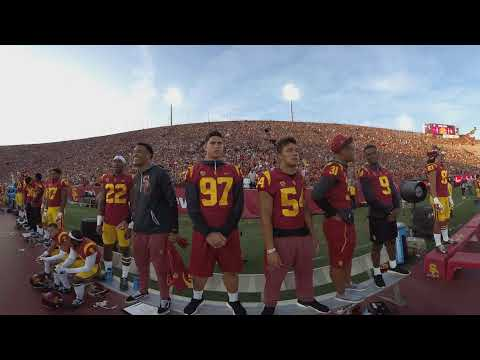 USC Football 360 Highlights 2018 Season