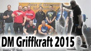 Чемпионат Германии 2015 по хвату - Марко Буль