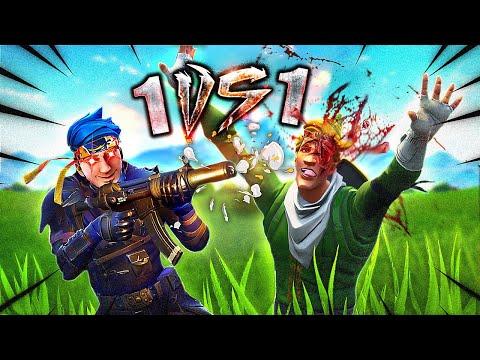Ninja And Lachlan 1v1! Who Wins?