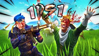 Ninja and Lachlan 1v1! Who Wins?