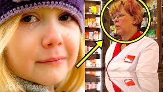 Niña fue a la farmacia a comprar algo para su hermano, farmacéutica queda helada al oír lo que pedía