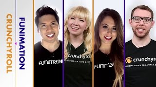 Exciting News From Funimation And Crunchyroll!