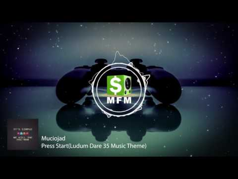 Muciojad - Press Start (Ludum Dare 35 Music Theme) Creative Commons