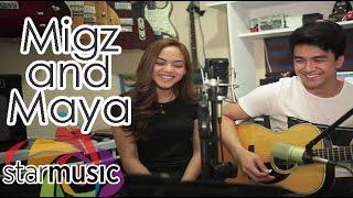 Migz and Maya - Paano Ba Ang Magmahal (Acoustic cover)