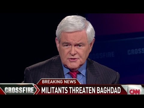 Gingrich: We must use airstrikes in Iraq