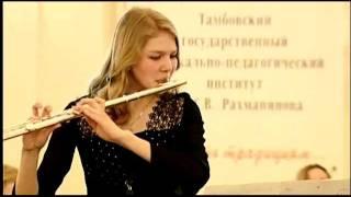 Бах- Марчелло. Ирина Головкина, флейта