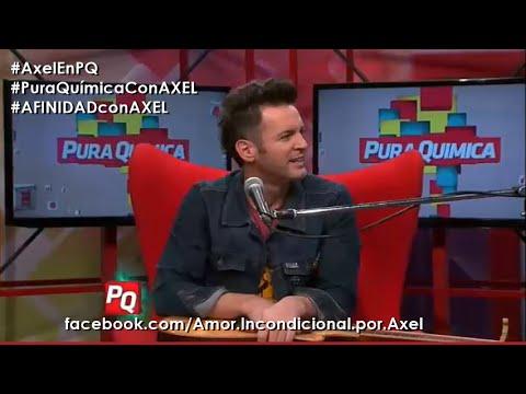 Axel   Pura Química, ESPN+