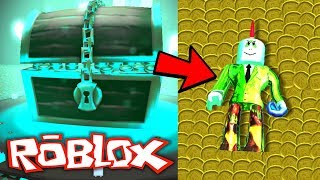 THIS IS HOW to GET into the TREASURE CHEST! (Roblox Pet Simulator)