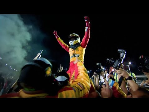 Joey Logano: A Tribute to NASCARs Newest Champion