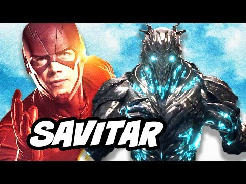 The Flash vs Savitar and Speed Force Explained