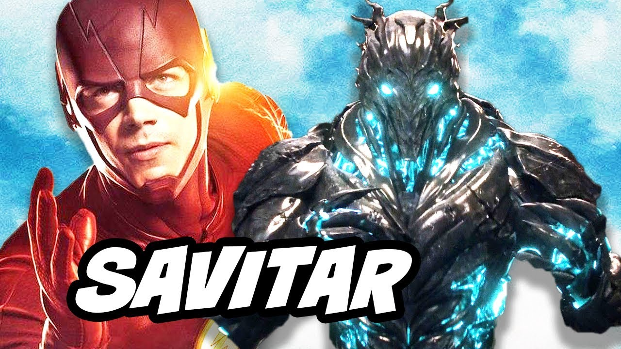 The Flash Vs Savitar And Speed Force Explained Youtube