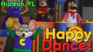 Chuck E's Happy Dance - Hialeah...