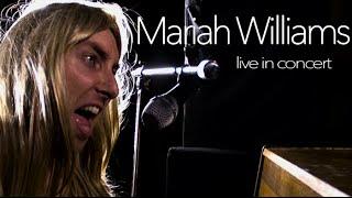 Mariah Williams - Live in Concert