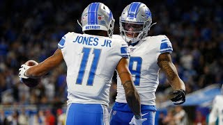 Every Kenny Golladay & Marvin Jones Jr. Touchdown | Lions Highlights