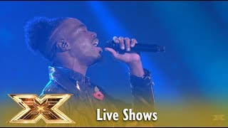 Dalton Harris Sings California Dreamin And EVERYONE Is On Their FEET The X Factor UK 2018