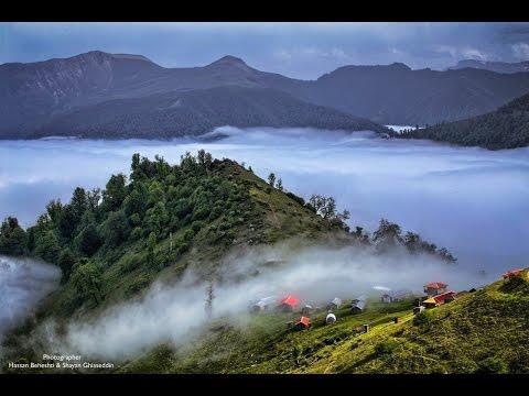 Azerbaijan tourism /Talish Region.Astara (Талышские горы)