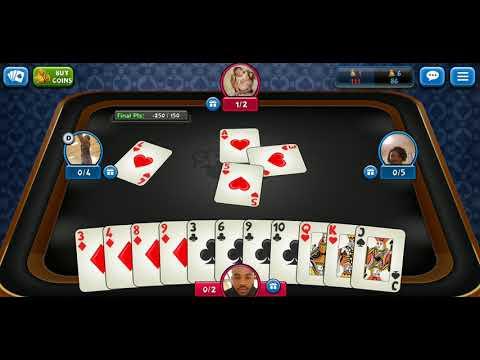 Spades Plus Card Game