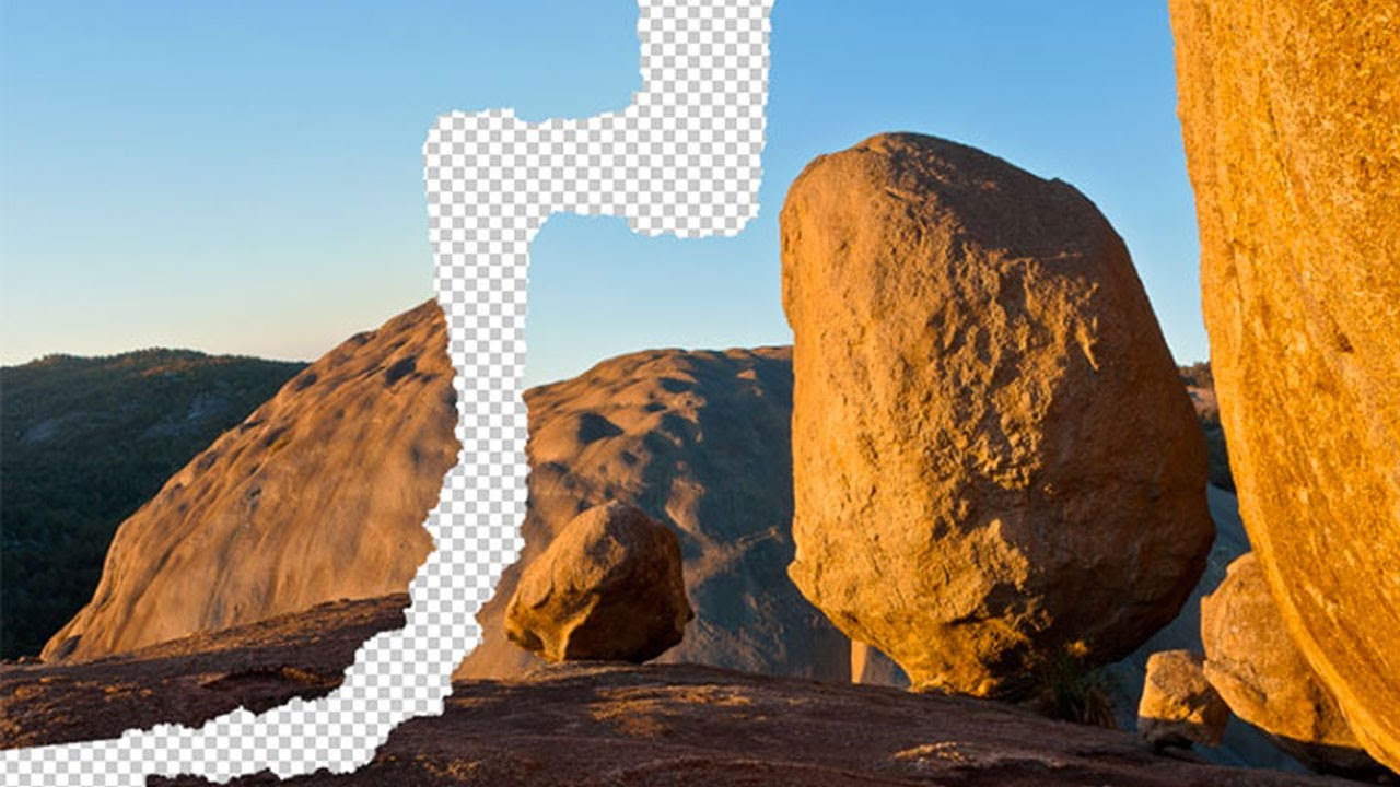 How To Stitch Photos Together In Photoshop With Photomerge