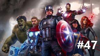 Liberating A Lot Of Inhumans - Marvel Avengers Walkthrough Part 47