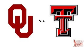 Oklahoma Highlights vs Texas Tech - 102216