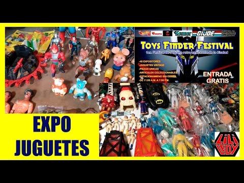TOYS Finder festival ★ juegos juguetes y coleccionables ★