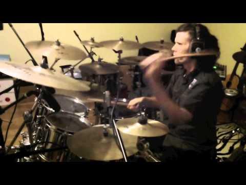 Rory Faciane Plays Icarians on Ocheltree Phantom Steel Drumset