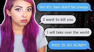 Siri At 3am! | Hooked