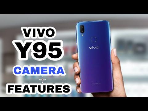 Vivo Y95 Camera Test & Features 🔥   AllStuff