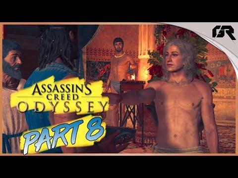 ΤΟ ΠΙΟ ΑΝΩΜΑΛΟ ΠΑΡΤΙ | Assassin's Creed Odyssey Greek Gameplay Part 8