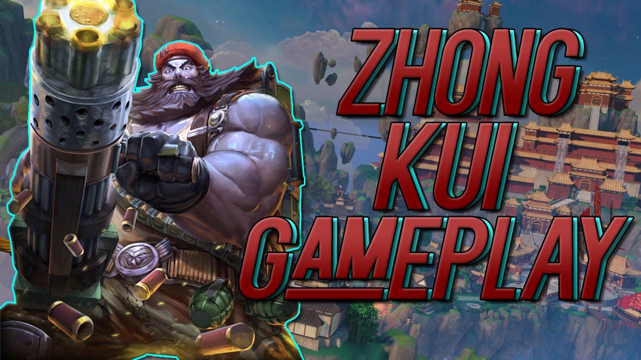 Zhong Kui Build Season