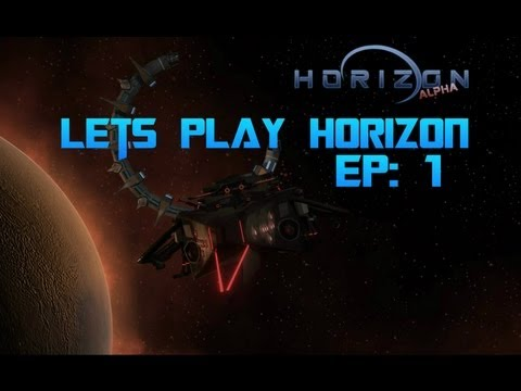 Horizon New 4x Strategy Space Game From L30 EP: 1