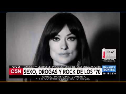 C5N - Espectáculos: Sexo, drogas y rock de los 70'