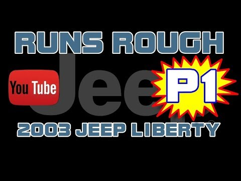⭐ 2003 Jeep Liberty Sport - 3 7 - Runs VERY Rough - Misfire