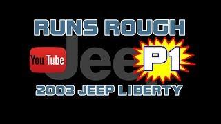 ⭐ 2003 Jeep Liberty Sport - 3.7 - Runs VERY Rough - Misfire