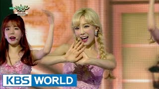 Girls' Generation (소녀시대) - Lion Heart [Music Bank K-Chart #1 / 2015.08.28]