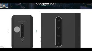 New Boost Mobile Wifi Hotspot CoolPad Surf