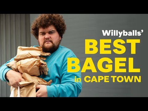 THE BEST BAGEL IN CAPE TOWN