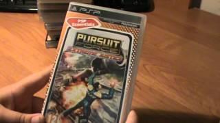 Обзор игр на PSP часть 2.