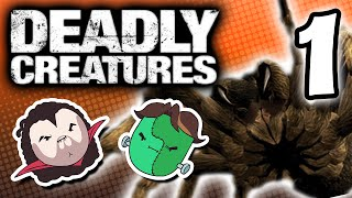 Deadly Creatures: PARTY UP IN HERE - PART 1 - Game Grumps