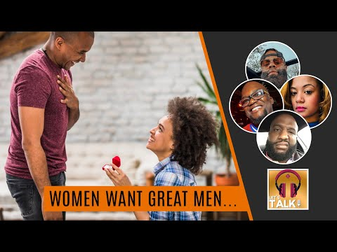 "The GREATER YOU BECOME, the LESS YOU HAVE TO PROVE TO WOMEN | Lapeef ""Let's Talk"""