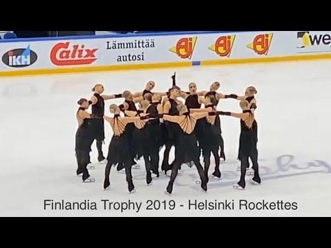 Finlandia Trophy 2019 - Helsinki Rockettes
