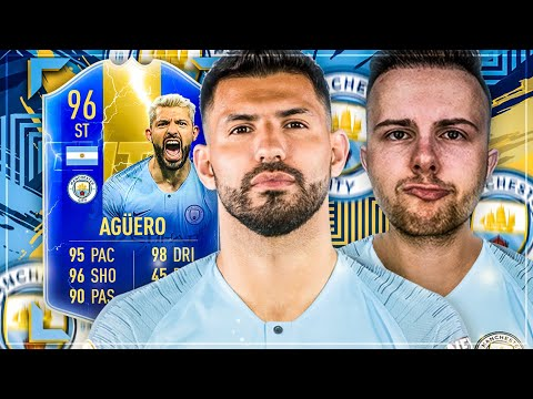FIFA 19: Agüero TOTS Buy First Guy 😱🔥 Full TOTS Special 🔥