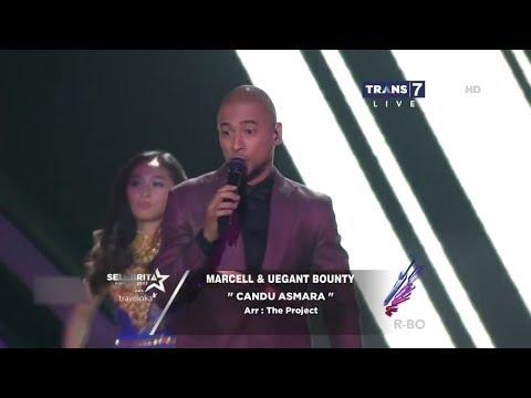 SELEBRITA AWARDS 2017 Marcell - Candu Asmara
