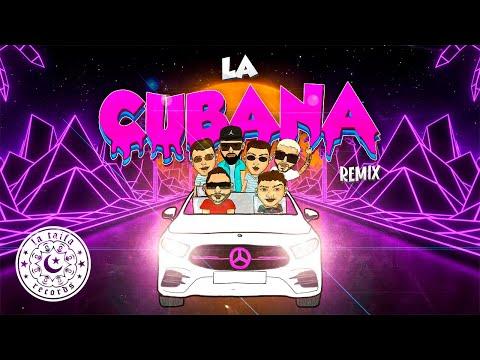 LA CUBANA REMIX - Buby SL & La Doble M Ft. Flowtiago, Barroso & Seni 520