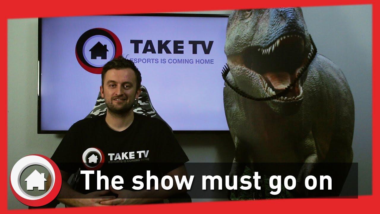 Abschied von CHEF-KOCH - The show must go on! - YouTube