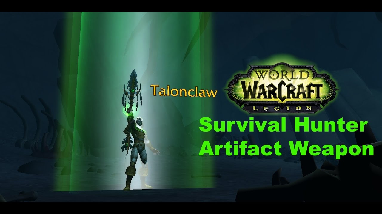 wow how to get 3rd artifact weapon